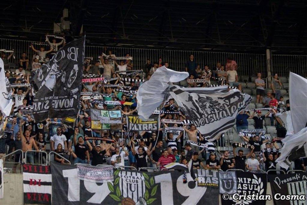 FC Universitatea Cluj - Olimpia Satu Mare