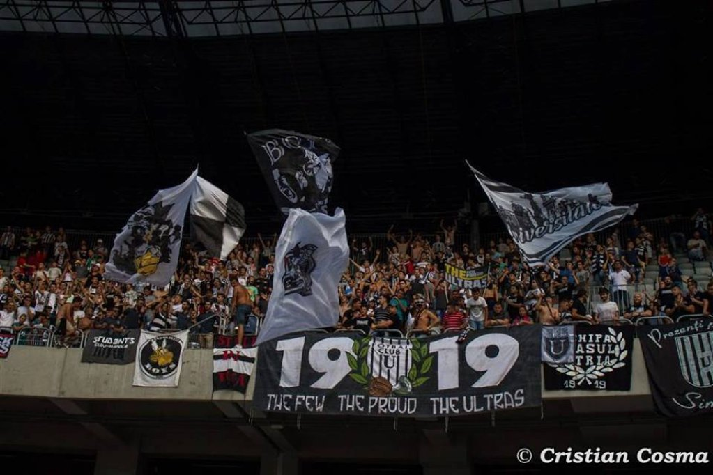 FC Universitatea Cluj - ACS Fotbal Comuna Recea