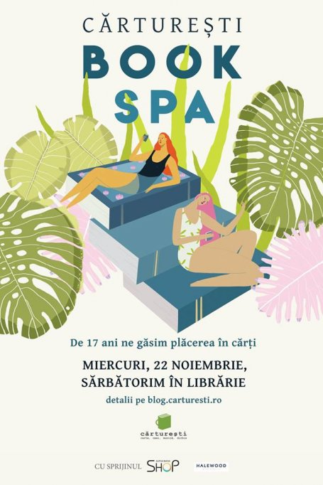 Carturesti Book Spa
