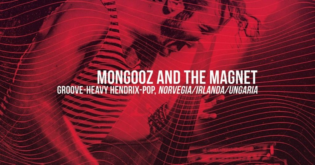 Concert Mongooz and the Magnet