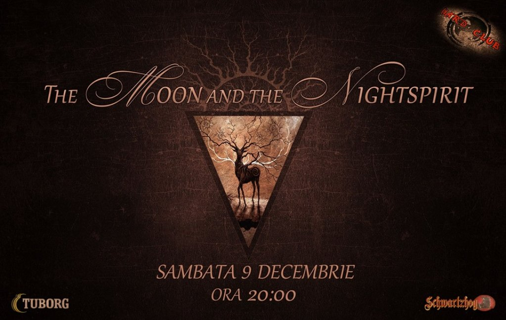 Concert The Moon and the Nightspirit
