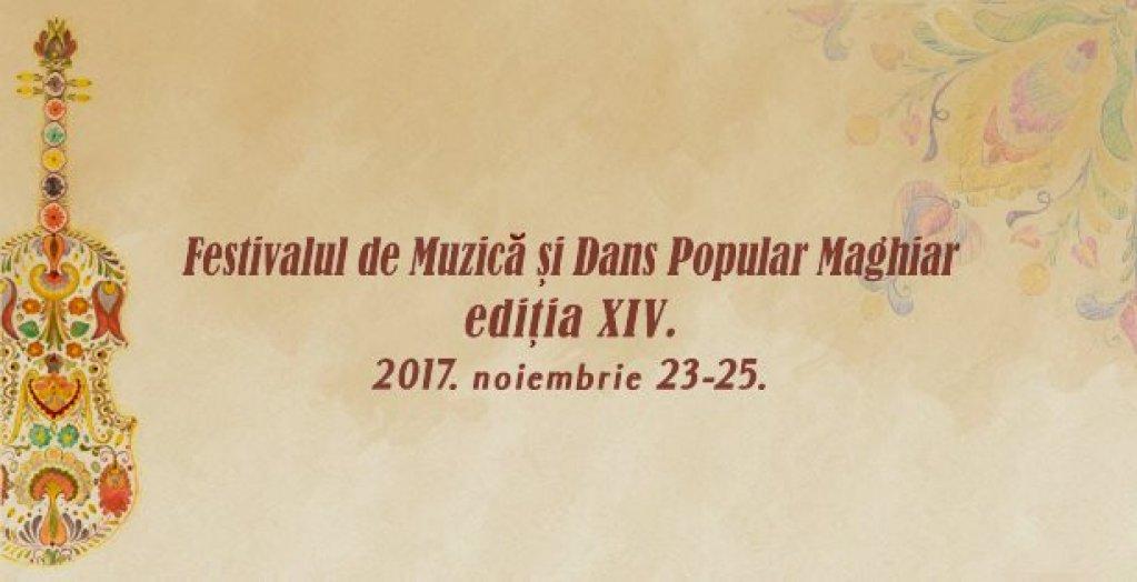 Festivalul de Muzica si Dans Popular Maghiar