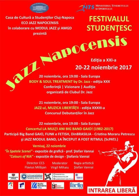 Festivalului Studentesc Jazz Napocensis
