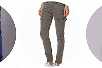 Pantaloni cargo pentru femei