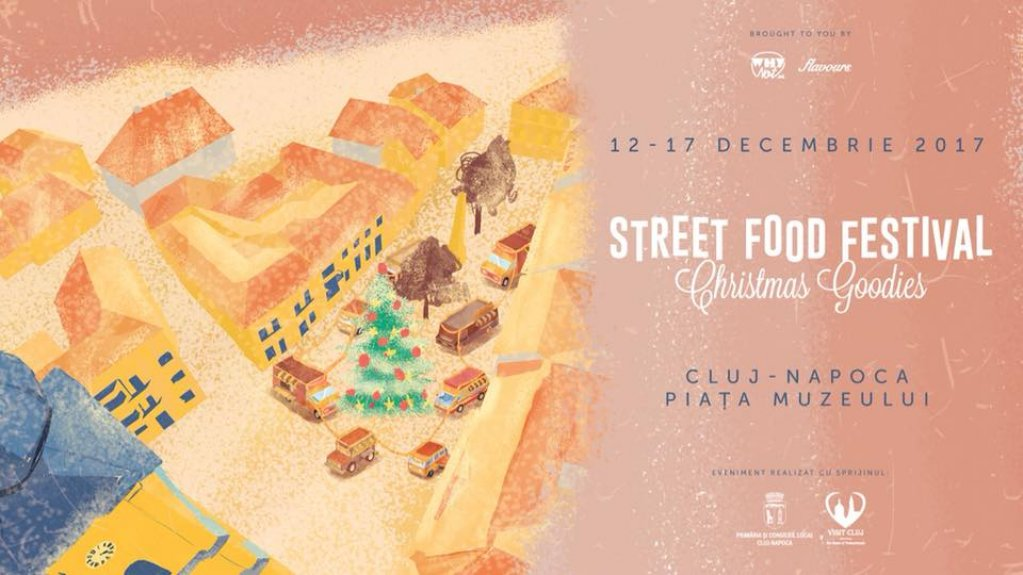 Street Food Festival Christmas Goodies