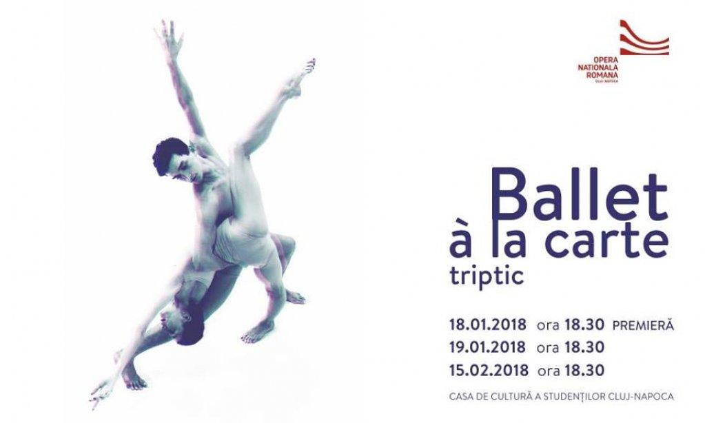Ballet à la Carte
