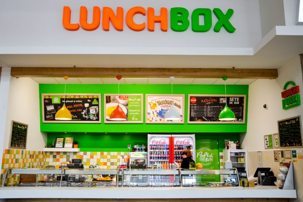 LunchBox - Vivo Centre