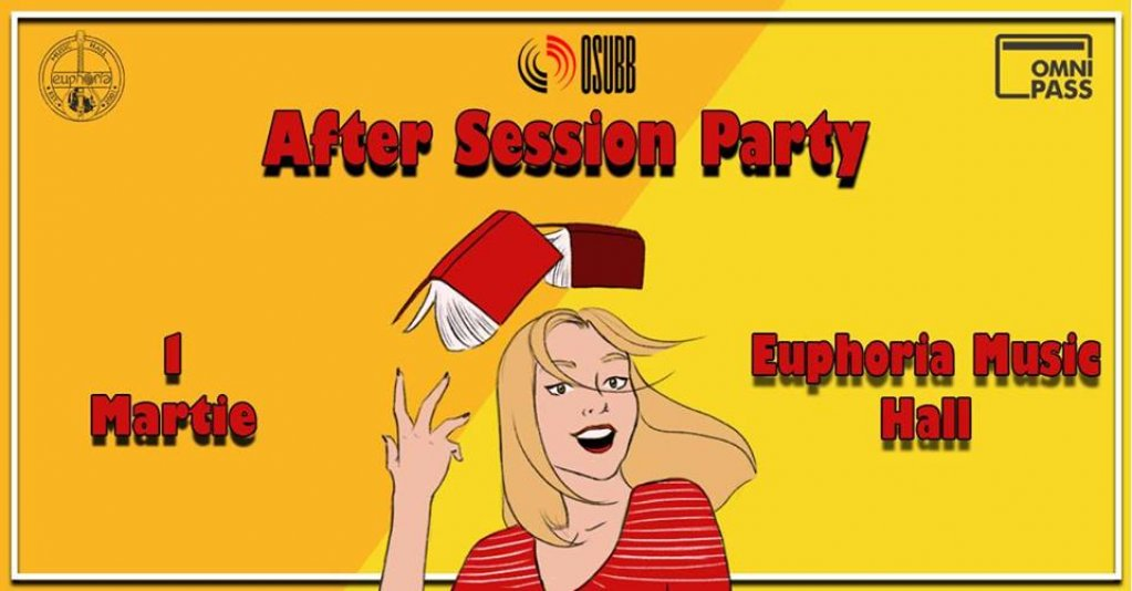 After Session Party