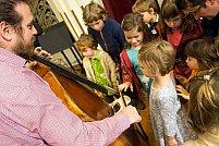 Concert educativ pentru copii