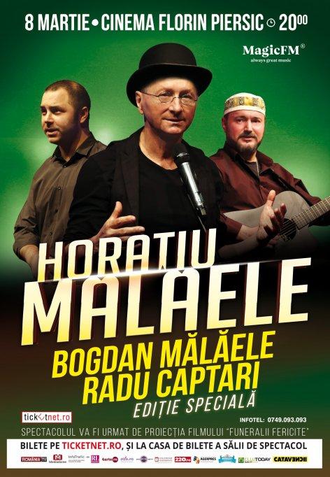 """Editie Speciala"" cu HORATIU MALAELE"