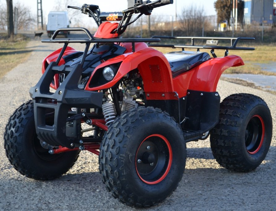 ATV NITRO Grizzly 125cc Import Germania, Garantie 1 AN