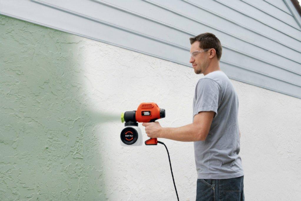 Descopera vopselele lavabile pentru exterior care scot la iveala artistul din tine