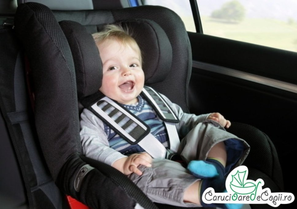 Importanta unui scaun auto de calitate. Nu pune in pericol siguranta celor mici!