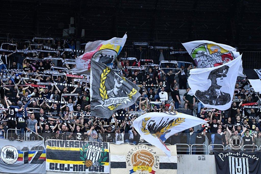 FC Universitatea Cluj - FC Hermannstadt