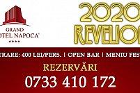 Revelion 2020 in Cluj Napoca la Grand Hotel Napoca