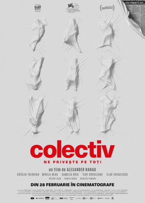 """Filmul """"colectiv"""" se vede în continuare la Cluj"""