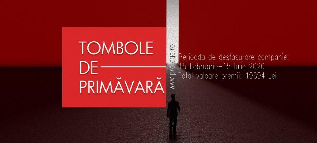 Tombola Primaverii by Protege Parol