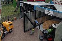 Materie prima pentru hale metalice agricultura