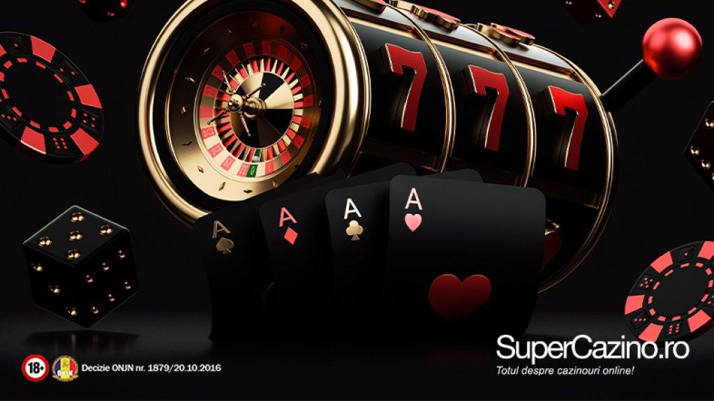Care sunt cazinourile care au cea mai largă ofertă de sloturi?