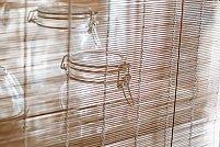 Roletele din bambus, printre cele mai populare tendințe în amenajările interioare