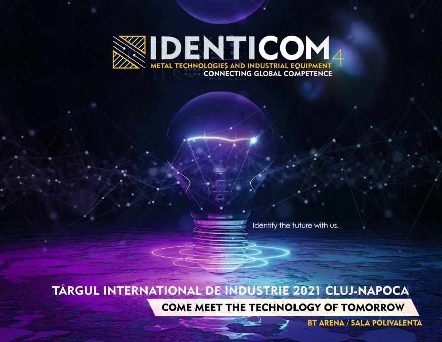 Targul de Industrie si Tehnologie IDENTICOM4