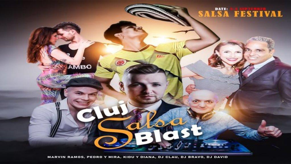 Cluj Salsa Blast