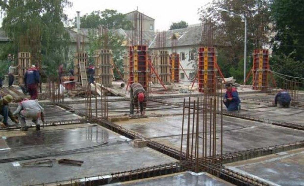 Curs Lucrator in structuri pentru constructii Timisoara