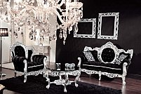 Fotolii si canapele de lux de la Viarma Dolicas