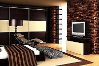 Mobilier pentru dormitor de la Acaju