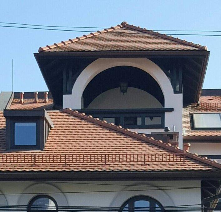 Reparatii acoperisuri in Bucuresti