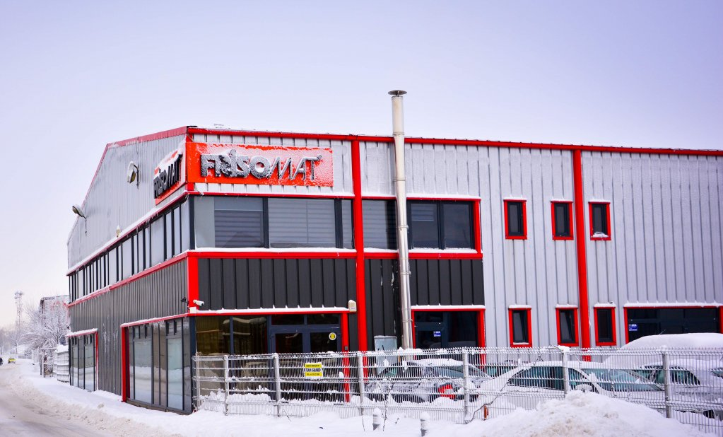 Drumul catre o afacere profitabila incepe cu o hala de productie din metal
