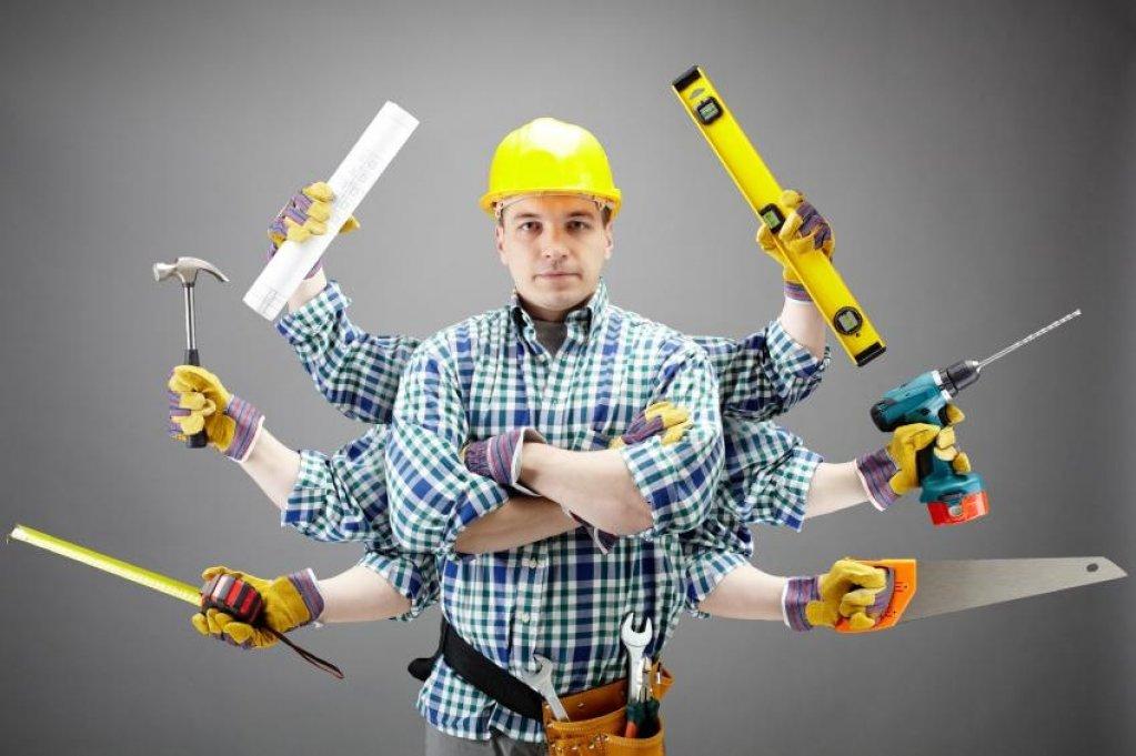 Angajam muncitori calificati si necalificati in domeniul constructiilor
