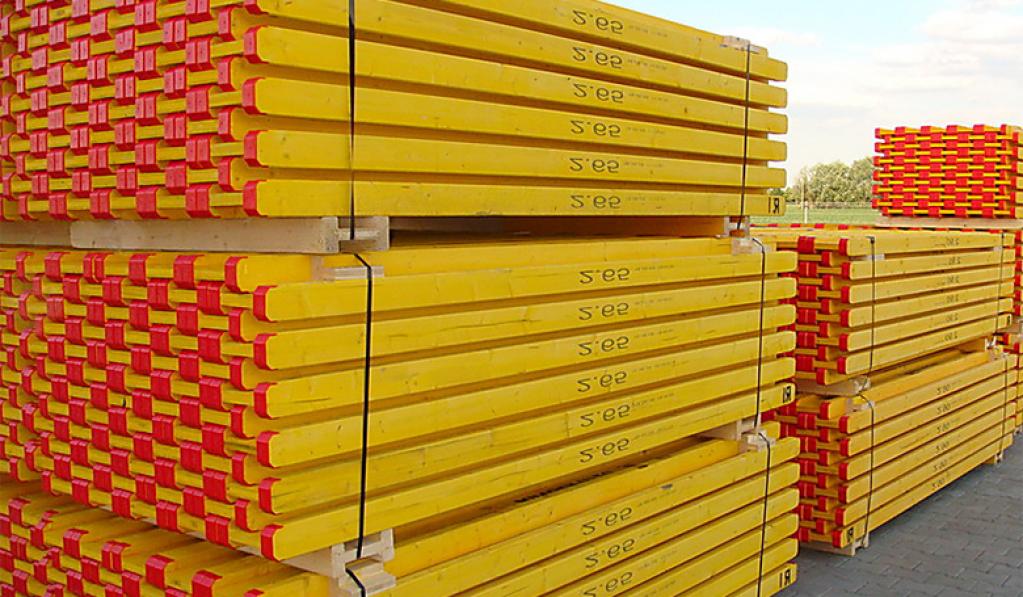Grinda lemn H20 - Elemente esentiale pentru sisteme de cofrare