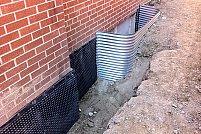 Hidroizolatii fundatii pentru cladiri stabile. Milucon protejeaza structura de rezistenta a casei tale!