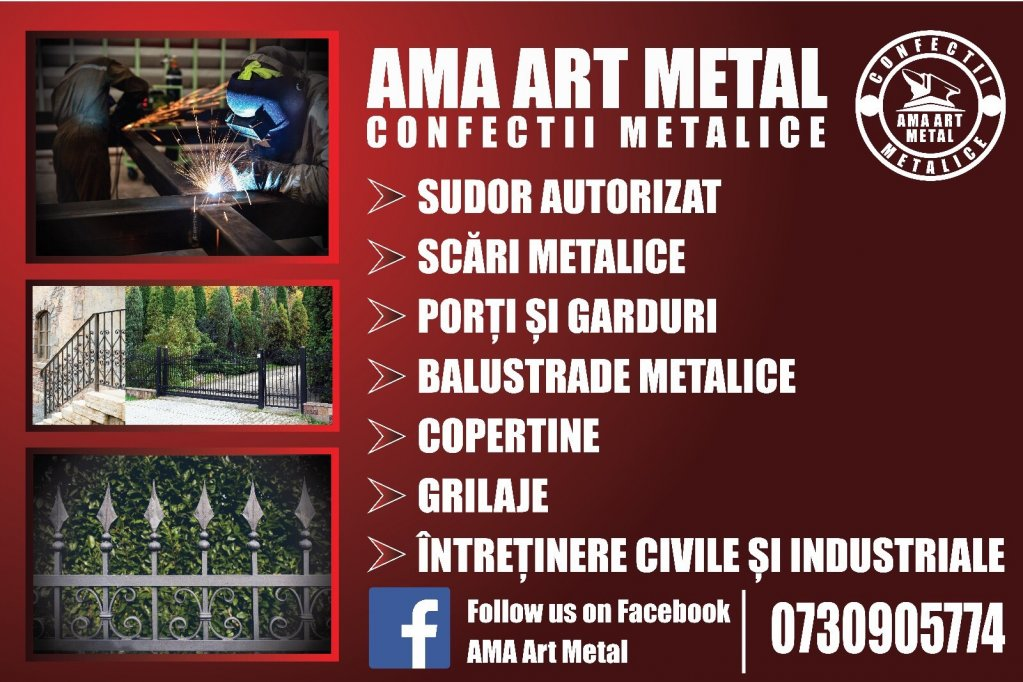 SC, AMA ART METAL. SRL