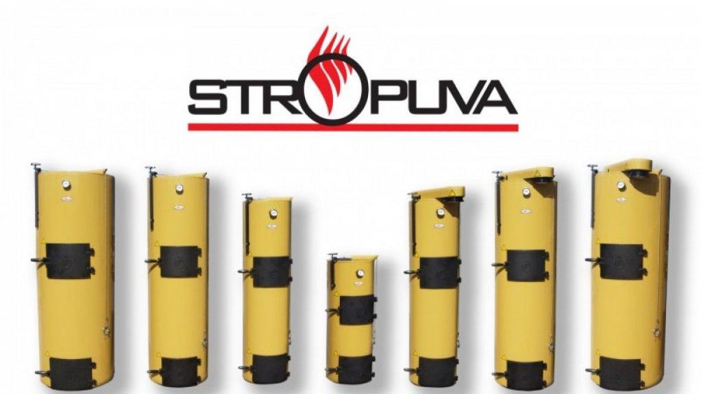 Totul despre utilizarea centralelor termice pe lemne Stropuva