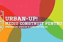 1000 de liceeni vor lua parte la Urban Up! ateliere De-a arhitectura despre mediul construit