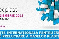 Industria de prelucrare a maselor plastice isi da intalnire la SIBIU in cadrul EXPO PLAST