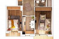 Apartamente noi in Brasov de la Urban Invest