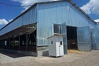 Hale metalice pentru agricultura
