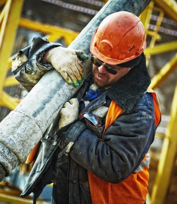 Echipamente de protecție folosite în construcții