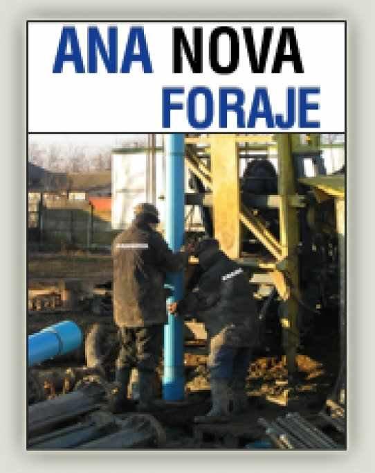 Ana Nova Foraje