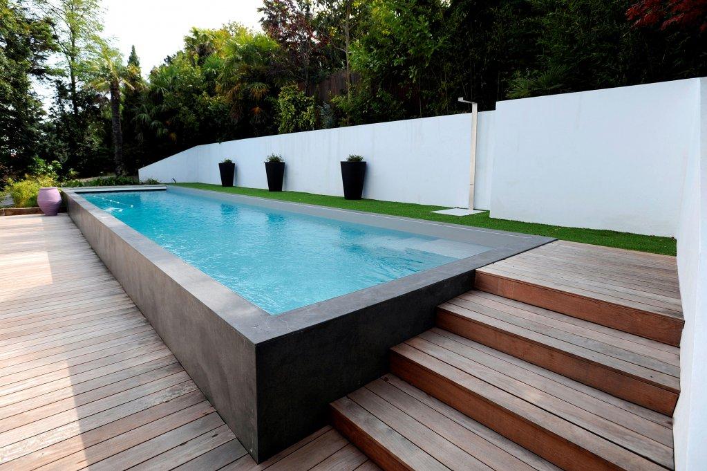 Constructor de piscine