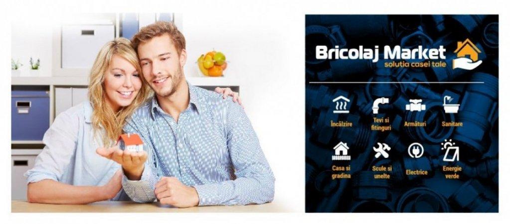 Bricolaj Market, un eshop cu diverse sisteme pentru casa si gradina