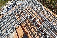 Otel beton constructii zincat la cald - rezistenta superioara in timp