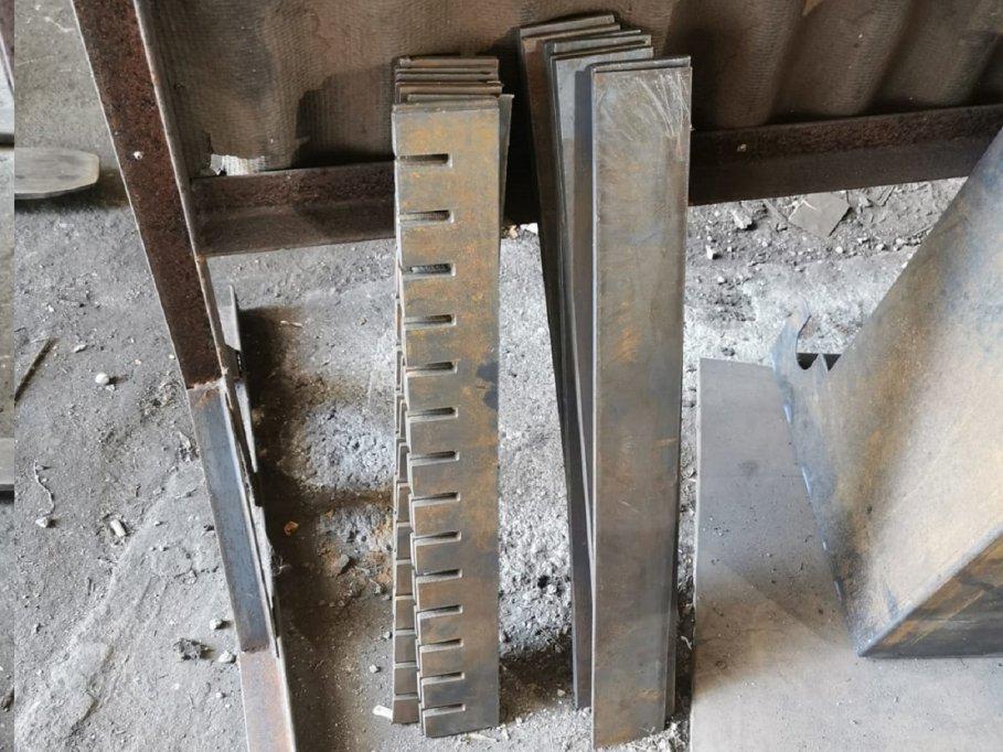 Gratare metalice pentru protectie la trafic greu