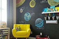 Cum alegem culoarea peretilor in camera copiilor in functie de nevoile lor?