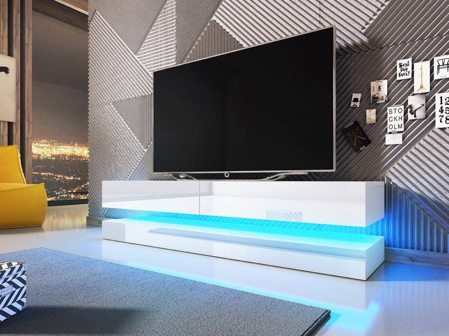 Comode TV pentru un living modern