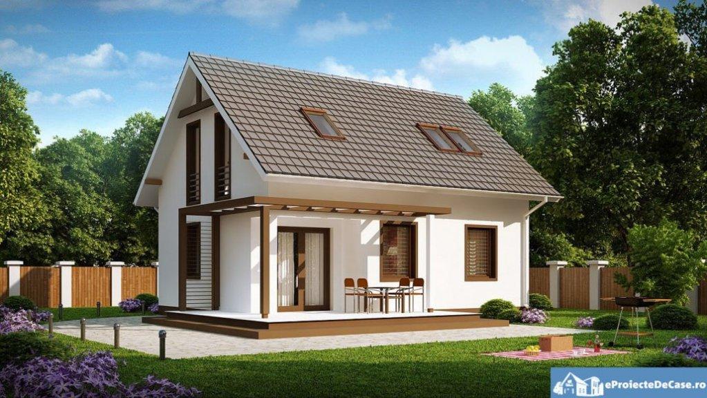 De ce sa alegi dintre proiecte de case mici