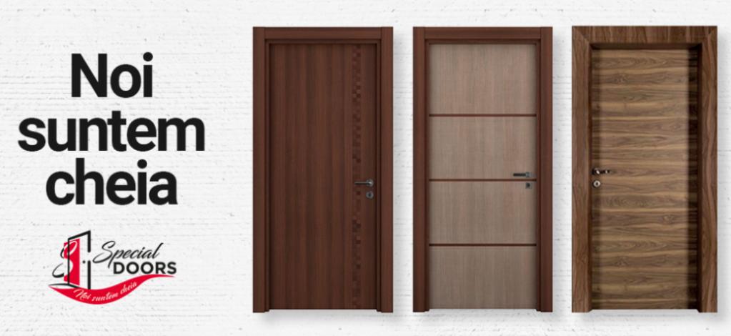 Cum sa alegeti usile potrivite casei voastre, din stocul de la Special Doors